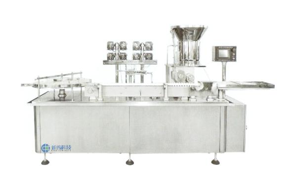 西林瓶液体灌装机