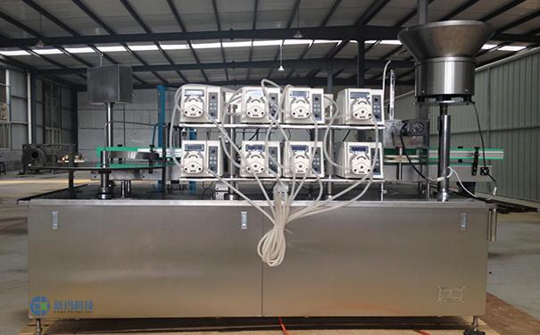 大容量液体灌装机