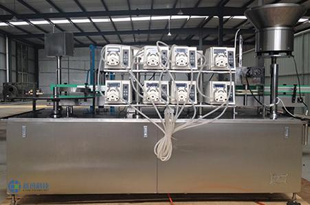 新玛科技液体灌装机