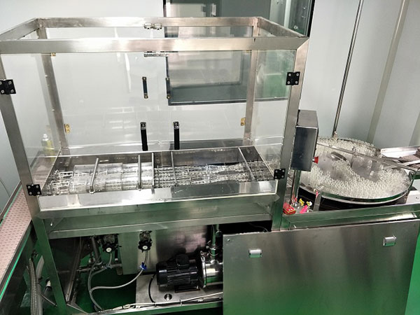 超声波洗瓶机